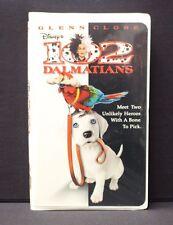 102 Dalmatians VHS