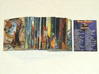 1996 DON MAITZ SERIES 2 BASE 90 CARD SET FPG FANTASY ART IMAGINATION & MAGIC!