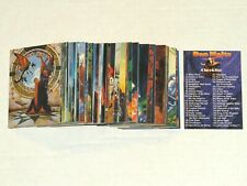 1996 DON MAITZ SERIES 2 BASE 90 CARD SET FPG FANTASY ART IMAGINATION & MAGIC