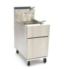 Frymaster Dean 43lb Super Runner Gas Deep Fryer 105,000 BTUs - SR42G