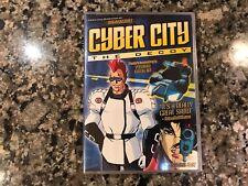 Cyber City The Decoy New Sealed Dvd! Cartoon Network
