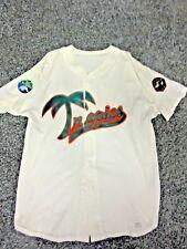 Buffett Margaritaville Sr Baseball West Palm Beach Tropics Save Manatee Jersey