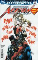 ACTION COMICS #980  DC COMICS  COVER B 1ST PRINT SUPERMAN