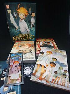 Manga - The Promised Neverland Collector - Tome 12 & Souvenirs de Maman - Kaze