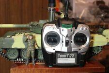 T-72 Tank Radio Controlled Deagostini scale 1:16
