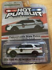 Pennsylvania State Police trooper interceptor utility 2014 Explorer Greenlight