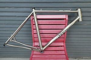 Lynskey ProCross Helix Titanium Frame - Cyclocross Gravel Road - Size ML (56cm)