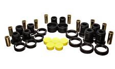 Energy Suspension Control Arm Bushing Set Black Rear for 02-06 Escalade #3.3194G