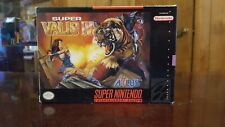 Super Valis IV (Super Nintendo SNES) *Cartridge and Box only* AUTHENTIC