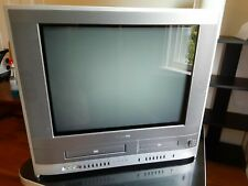 Toshiba Tv/Dvd/Vcr Combination 20 Inch Mw20F51 Used Works