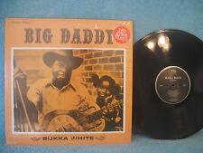 Bukka White, Big Daddy, Sutro Park Records SP 1012, 2012, 180 Gram Vinyl, BLUES