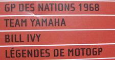 FASCICULE 44  MOTO GP 1/12  HONDA RC 162 MIKE HAILWOOD 1961