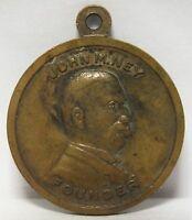 John M Ney 150 Years Medal - NEY Precious Metals - Token Charm - JR434