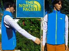 THE NORTH FACE fleece & powerstretch vest run hike ski bike cycling mens medium
