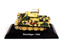 New 1/72 Diecast Tank German Sturmtiger 380mm 1944 Military Model Toy Soldier