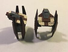 Lot of 2 Lego Star Wars 7111 Droid Fighter Episode I Trade Federation