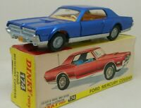 NEAR MINT BOXED Dinky 174 Mercury Cougar 1969 - 1972