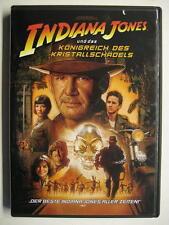 INDIANA JONES UND DAS KÖNIGREICH DES KRISTALLSCHÄDELS - DVD
