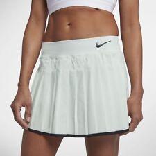 Ladies NIKE COURT Victory Power Pleated Tennis Skirt / Skort  X/Small 728773-006