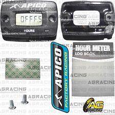 Apico Wireless Hour Meter Without Bracket For Kawasaki KX 85 2001-2008 Motocross