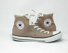 SAND TAN Converse All Star Chuck Taylor HIGH TOPS mens 9 womens 11