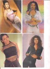 INDIA RARE - PICTURE POSTCARD FILM ACTRESSES - 12 IN 1 LOT
