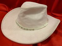 OUTBACK TRADING CO Trapper Hat ... Western Cowgirl ... Pink ... Size 61cm XL