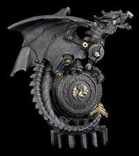 Steampunk Figura de Dragón - El Mecánico - FANTASY GOTHIC Decoración