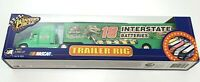 NASCAR Winners Circle #18 Interstate Batteries Bobby Labonte Trailer Rig