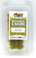 Warlord Games WGS-TUF-03 Straw Tufts (Battlefield & Basing) Yellow Dead Grass
