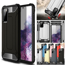 For Samsung Galaxy S20 FE 5G Shockproof Rugged Armor Hybrid Back Case Cover
