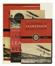 Launching a Leadership Revolution Corporate LLR - Lesson 1 - 4 Audio CDs & Book