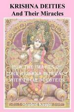 Krishna Deities and Their Miracles : How the Images of Lord Krishna Interact...