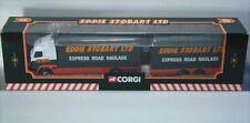 Volvo Rigid Truck & Close Couple Trailer Eddie Stobart Ltd., 1:64, CORGI