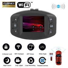 HD 1080P WIFI Car DVR Camera Video Recorder Dash Cam WDR Night Vision G-sensor