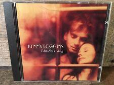 I Am Not Hiding by Kenny Loggins (CD, PROMO Single) CSK 0959