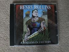 Henry Rollins - Rollins In The Wry A (2001) spoken word