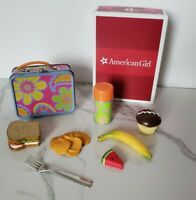 American Girl Julie Lunchbox School 10pc Lot with Box Complete Set Plus Extras