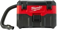 Cordless Wet Dry Vac Vacuum Dust Water Shop Garage HEPA Milwaukee M18 0880-20