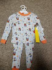 Size 2t Unisex Peanuts Snoopy Halloween Pajamas