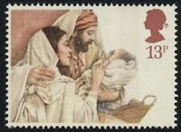 GB - 1984 13p Stamp, Christmas,The Holy Family  - Unmounted