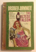 The Maltese Falcon~Dashiell Hammett~Paperback~1961