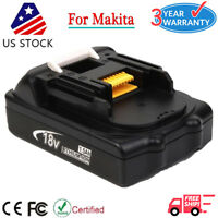For Makita BL1820B 18V Compact Lithium-Ion Battery BL1815N BL1830 LXT 2.0Ah New