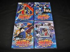 Space Pirate Mito - Complete Season 1 Collection - Brand New 4 DVD Anime Set