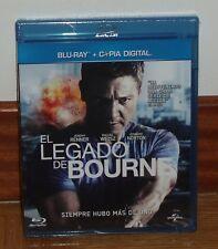 EL LEGADO DE BOURNE-THE BOURNE LEGACY-BLU-RAY-NUEVO-PRECINTADO-ACCION-AVENTURAS