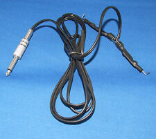 Tattoo machine clip cord approx 6ft long