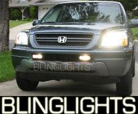 Xenon Halogen Hella Fog Lamps light Kit for 2002-2008 Honda Pilot 03 04 05 06 07