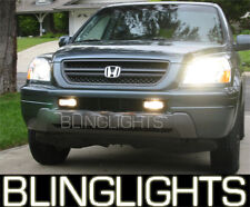 Xenon Halogen Hella Fog Lamps light Kit for 2002-2008 Honda Pilot 03 04 05 06 07