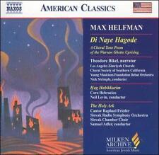 MAX,HELFMAN, Max Helfman: Di Naye Hagode; Hag Habikkurim; The Holy Ark (Milken A
