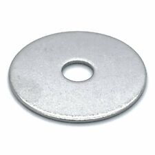 """50 Qty 1/4"""" x 1"""" 304 Stainless Steel Fender Washers (BCP811)"""